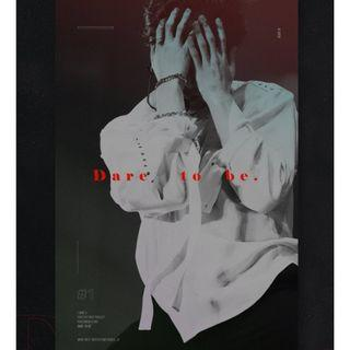 [AUS GO] 𝐃𝐀𝐑𝐄 𝐓𝐎 𝐁𝐄 Photobook+DVD by I DARE U