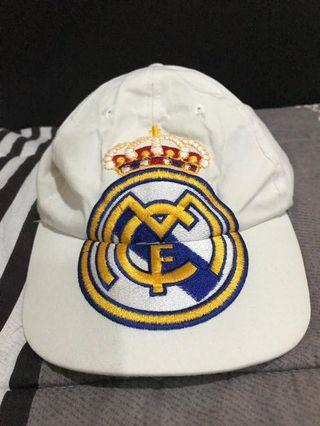 Topi Adidas REAL MADRID edition (ORIGINAL)