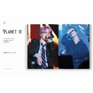[AUS GO] PLANET: 1013 1st Photobook by SWEET PILL