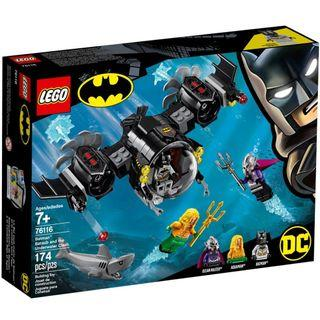 LEGO DC Super Heros - Batman Batsub and the Underwater Clash