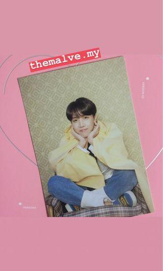[ WTT ] BTS Postcard Map Of The Soul Persona