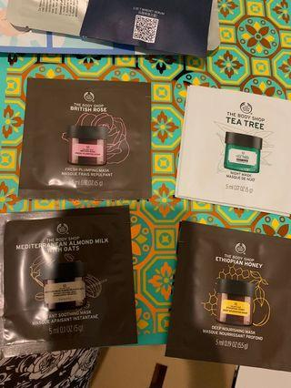 Tea tree mask