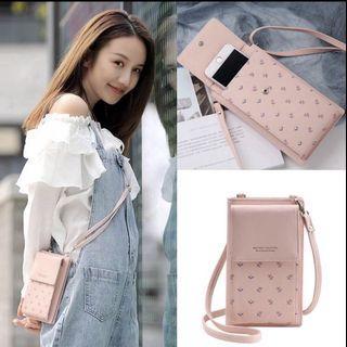 Women's shoulder bag / phone & wallet bag