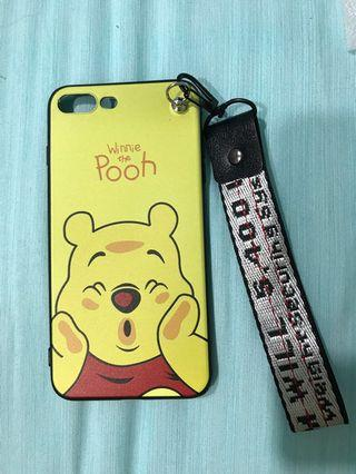 IPhone 7 Plus Phone case with lanyard