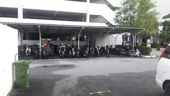 Summer Place Motorcycle Parking Space For Rent