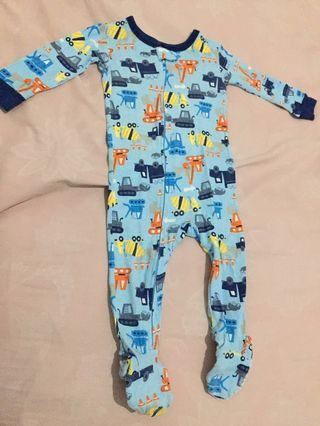 Carter's Sleepsuit 12-18m