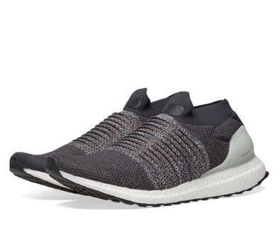 d62cef6ef22 Adidas Ultraboost Laceless Black