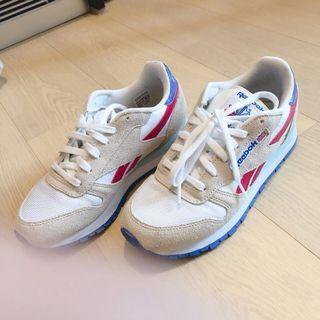 Reebok 復古風格波鞋(size36.5)