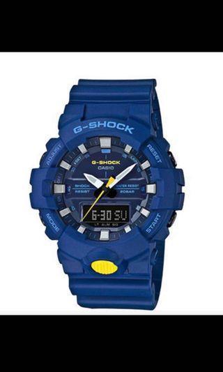 G-Shock GA800SC-2A *Brand New in Box*