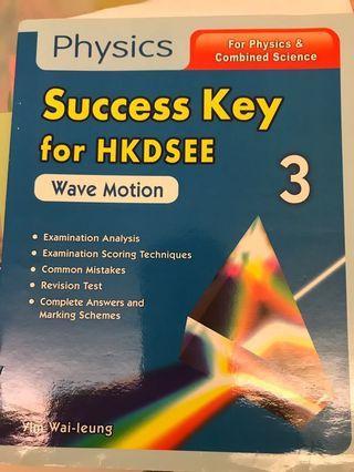 Success key Physics 3 2010