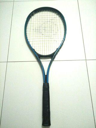 Dunlop Vibrotech Lower flex Tennis Racket
