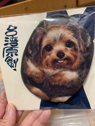 可愛小狗散子包