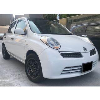 Nissan March 1.4 C Auto