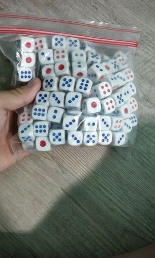 Lots of dices!!