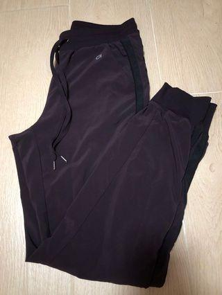 Gap Dark Purple Sports Pants