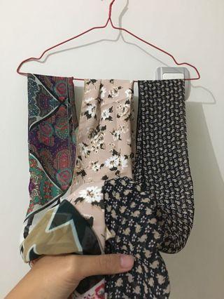sale ! take all scarf motif