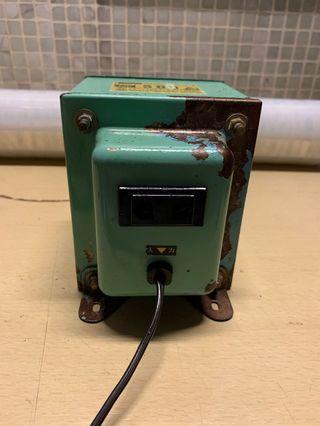 Nissyo 變壓器 mf500e