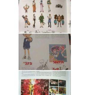 #EST50 Limited Edition Uniqlo Brochure (One Piece Stampede,Gundam etc)