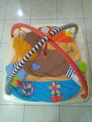 Playmat / Playmate / Playgym Pumpee Second