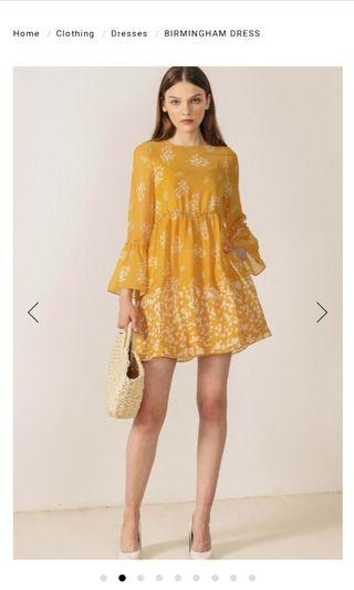 Fashmob Birmingham Dress