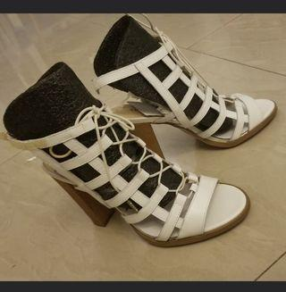 女神鞋 shoes heels 羅馬鞋 高跟