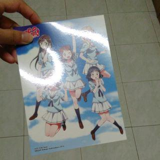 #EST50 Limited edition Bang Dream Photo Card