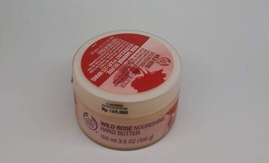Wild Rose Nourishing hand butter
