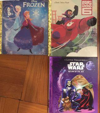 Hard cover children story books