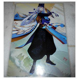 [READY STOCK] ONMYOJI A3 SIZED POSTERS.