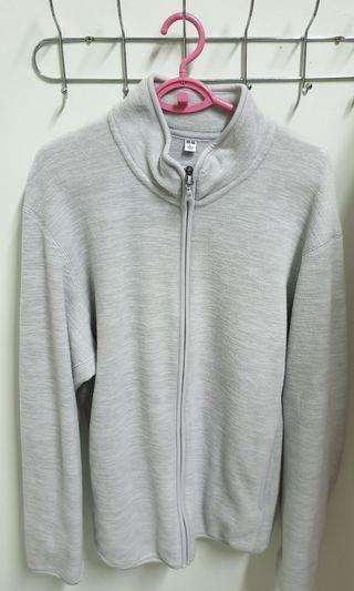 Uniqlo Grey Jacket