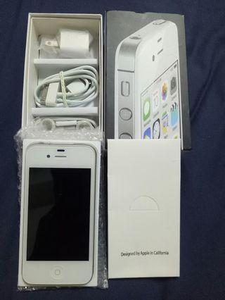 🚚 iPhone4全新全配