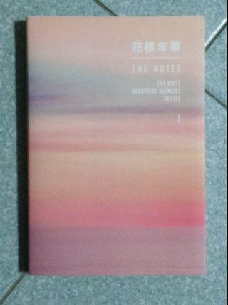 WTS hyyh the notes 1!