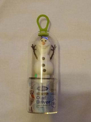 Frozen Olaf 16GB usb