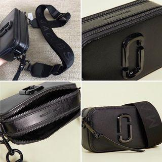 NEW IN, 5 PIECES ONLY MJ SNAPSHOT CAMERA BAG