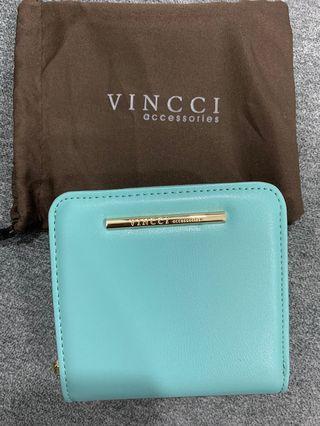 Vincci Wallet Tiffany Blue