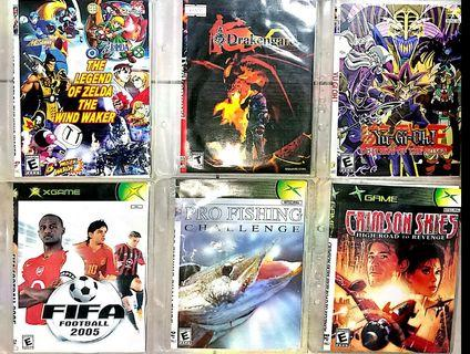 Vintage Playstation 2 & xbox Games