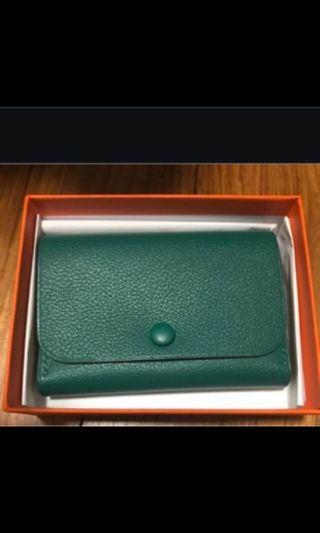 🚚 Hermes card holder *rare