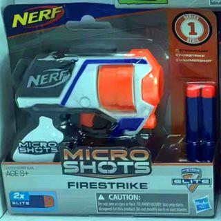 NERF 槍 Micro Shots Firestrike N-Strike Elite