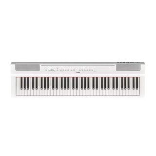 超慳位73鍵數碼琴可收納,YAMAHA P-121 73鍵 數碼鋼琴 DIGITAL PIANO 重錘手感 ( YAMAHA P121WH 白色  / P121B) 電子琴
