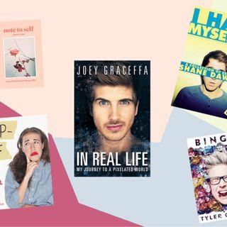 youtuber books clearance sale!