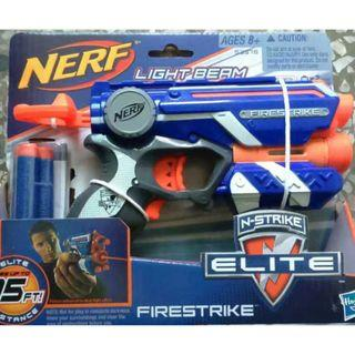 NERF 槍 Firestrike N-Strike Elite 雷射瞄準