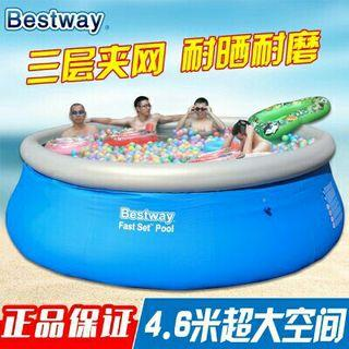 Cheap price 💖Best way fast set round pool