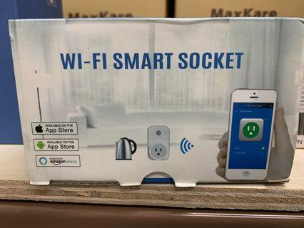 🚚 Wi-Fi Smart Socket