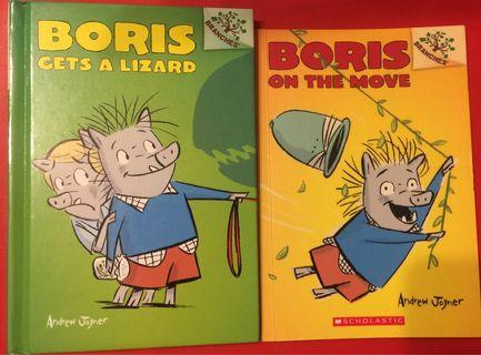 Boris  x 2
