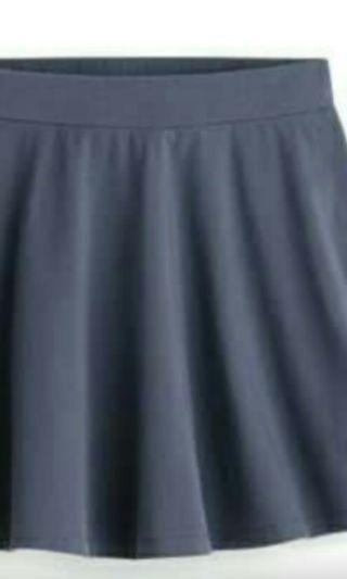 🚚 藏青色褲裙