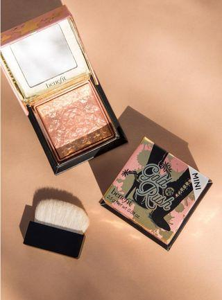 FREE POST WM Benefit gold rush blush