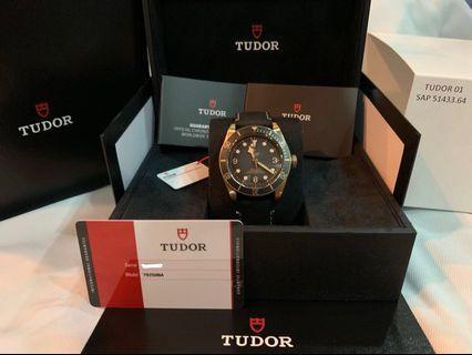 🚚 Tudor Black Bay Bronze Slate Gray (2019 Model)