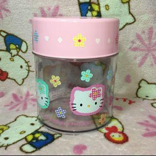 Hello Kitty Large Plastic Container