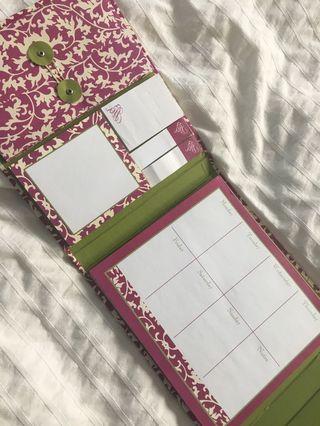 BN Organizer Notebook