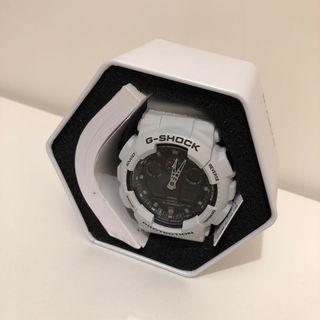 G Shock Watch Model 5081 GA-100L (White) New